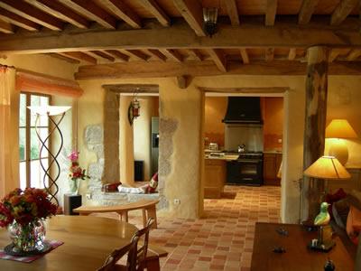 Location week end et hebergement en maison d\'hotes en Auvergne ...
